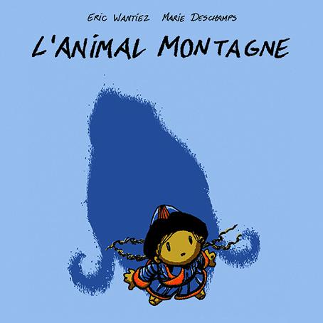 animal montagne